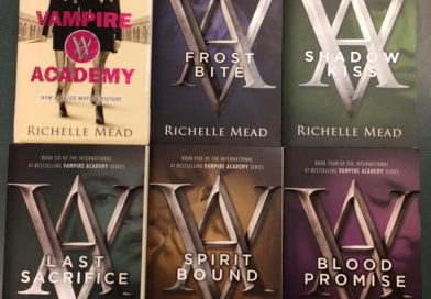 Get them Now! All 6 books in the Vampire Academy Series
