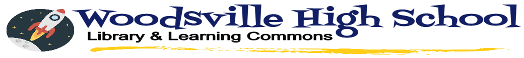 WHS – Woodsville High School's Library & Learning Commons