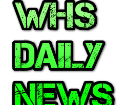 December 12th, 2018 Daily WHS Announcements