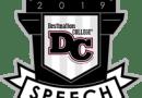 Destination College Speech Contest