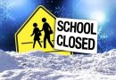 All SAU 23 Schools are closed today, 01-09-2019.