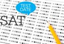 THE NEXT SAT TESTING DATE IS MARCH 9, 2019….