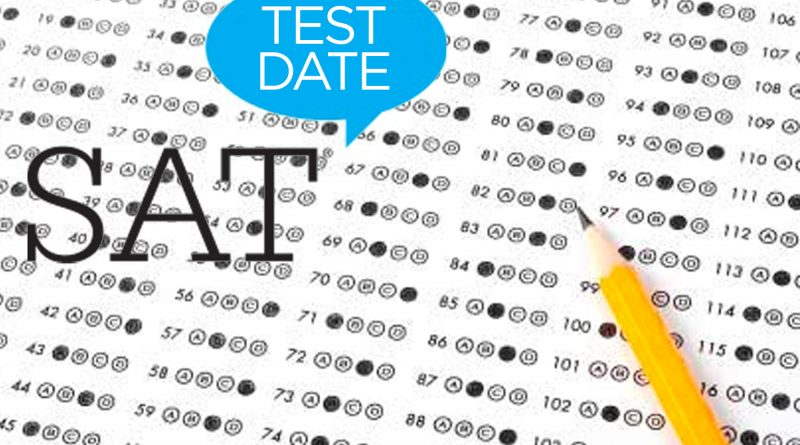 THE NEXT SAT TESTING DATE IS MARCH 9, 2019     - WHS