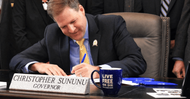New Hampshire's Governor for a Day